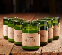 rewined-candle